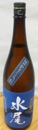 水尾 特別本醸造 1.8L