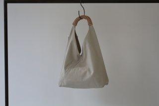 KAMAROAN Woven Triangle Bag