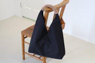 KAMAROAN Woven Triangle Bag small