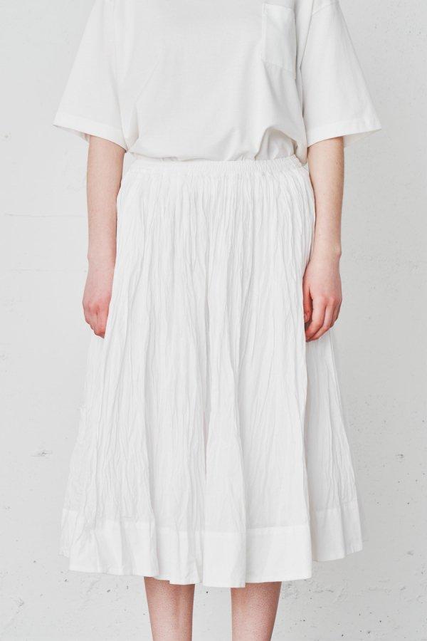 volume gather skirt