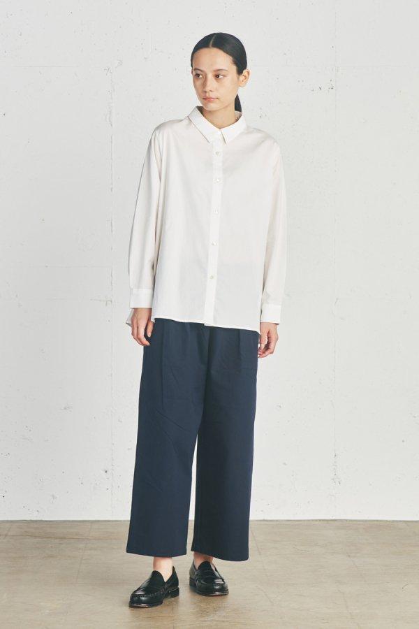 A line flare shirt