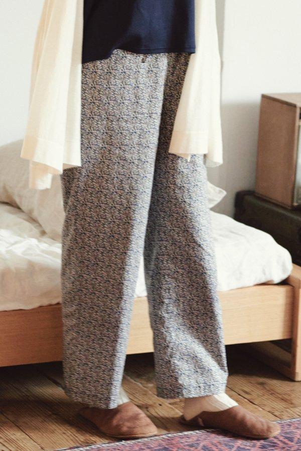 LIBERTY print easy pants