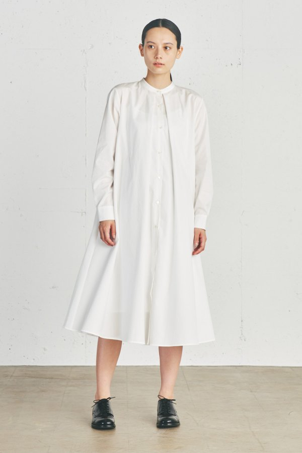 <img class='new_mark_img1' src='https://img.shop-pro.jp/img/new/icons8.gif' style='border:none;display:inline;margin:0px;padding:0px;width:auto;' />stand collar shirt one piece