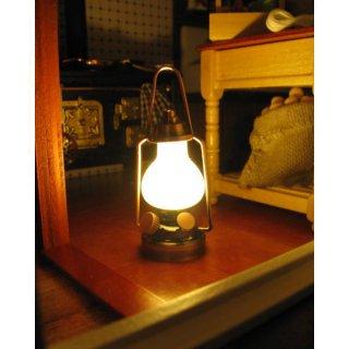 ミニチュア雑貨 3V電池式LED照明 フロアランタン [HKL-CL-088] [m-s]【 ネコポス不可 】【C】