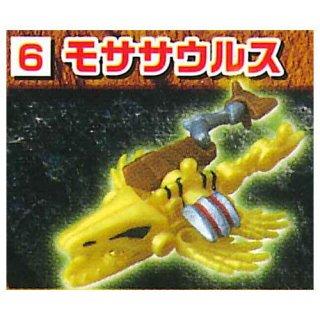 ほねほねザウルス 第36弾 超合体!双龍激突!編 [6.モササウルス]【 ネコポス不可 】【C】