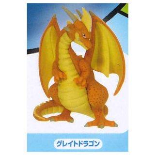 ドラゴンクエスト フィギュアコレクション あつめて!モンスターギャラリー [7.グレイトドラゴン]【 ネコポス不可 】【C】