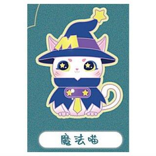 MJ STUDIO MIO ファンタスティック・ワールドシリーズ [1.魔法猫]【 ネコポス不可 】