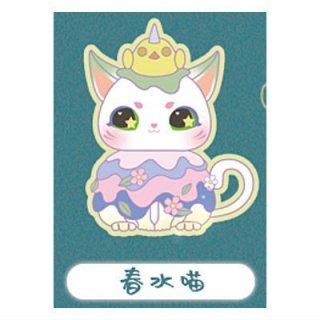 MJ STUDIO MIO ファンタスティック・ワールドシリーズ [4.春水猫]【 ネコポス不可 】