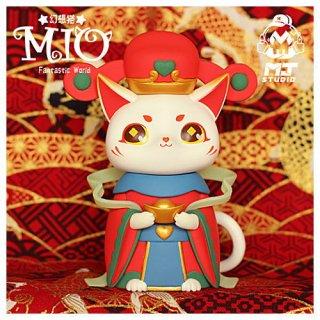MJ STUDIO MIO ファンタスティック・ワールドシリーズ [シークレット:財神猫]【 ネコポス不可 】