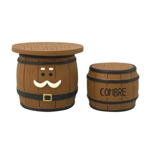 【樽テーブルセット(ZCB-43244)】 DECOLE concombre デコレ コンコンブル 2020クリスマス 【 ネコポス不可 】【C】