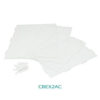 箱庭技研 アクリルカバーセット for コレクションベースEX2 [CBEX2AC]【 ネコポス不可 】