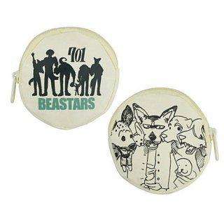 BEASTARS ビースターズ ミニポーチ [5.イヌ科部屋のみんな]【ネコポス配送対応】【C】[sale200418]