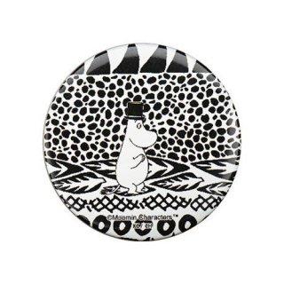 ムーミン コンパクトミラー [6.ムーミンパパ]【ネコポス配送対応】【C】