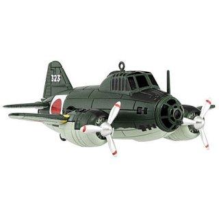 チビスケ戦闘機2 日本海軍機 [4.3-A.一式陸上攻撃機11型]【 ネコポス不可 】
