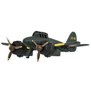 チビスケ戦闘機2 日本海軍機 [6.4.月光11型後期型]【 ネコポス不可 】