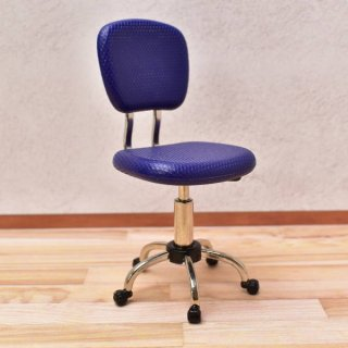 ミニチュア雑貨 オフィスチェア 椅子 [CH58] [m-s][imp]【 ネコポス不可 】