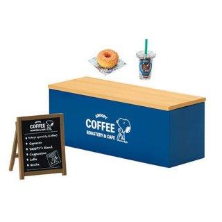 スヌーピー SNOOPY COFFEE ROASTERY & CAFE (コーヒーロースタリー&カフェ) [1.カフェへようこそ!]【 ネコポス不可 】(RM)