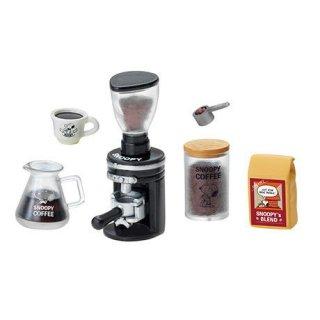 スヌーピー SNOOPY COFFEE ROASTERY & CAFE (コーヒーロースタリー&カフェ) [3.いつでも挽きたてを]【ネコポス配送対応】 (RM)