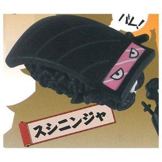 バレバレ!ご当地ニンジャ [5.スシニンジャ]【ネコポス配送対応】【C】