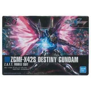 GUNDAM ガンダム ガンプラパッケージアートコレクション チョコウエハース6 [182:ZGMF-X42S デスティニーガンダム (ホロカード)]【ネコポス配送対応】【C】