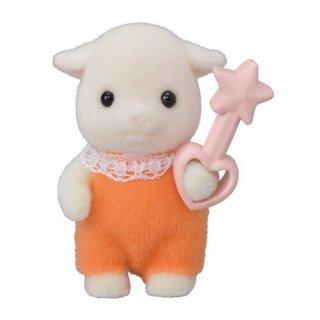 シルバニアファミリー 赤ちゃんなりきりシリーズ【BB-04】 [4.ヤギの赤ちゃん]【ネコポス配送対応】【C】