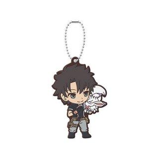Fate/Grand Order 神聖円卓領域キャメロット カプセルラバーマスコット01 [1.藤丸立香]【ネコポス配送対応】【C】