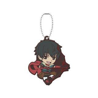 Fate/Grand Order 神聖円卓領域キャメロット カプセルラバーマスコット01 [4.アーラシュ]【ネコポス配送対応】【C】