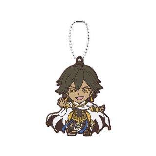Fate/Grand Order 神聖円卓領域キャメロット カプセルラバーマスコット01 [6.オジマンディアス]【ネコポス配送対応】【C】
