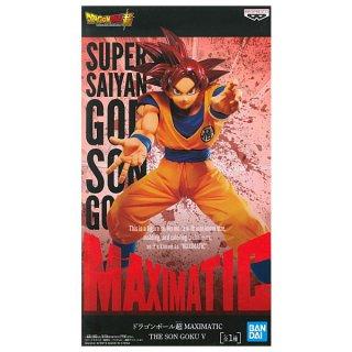 ドラゴンボール超 MAXIMATIC THE SON GOKU V 孫悟空【 ネコポス不可 】