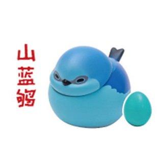 空想造物 ピヨピヨ小鳥ちゃんシリーズ 第2弾 世界の小鳥たち [1.ムジルリツグミ]【 ネコポス不可 】
