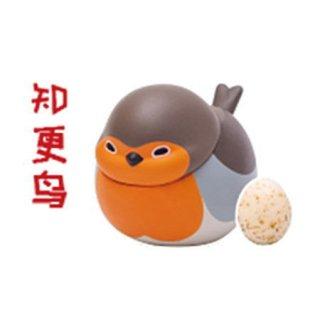 空想造物 ピヨピヨ小鳥ちゃんシリーズ 第2弾 世界の小鳥たち [2.ヨーロッパコマドリ]【 ネコポス不可 】
