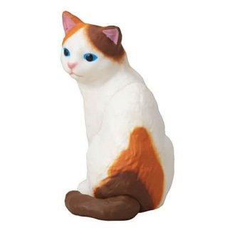 ふりむき三毛猫 [1.三毛猫(座り)]【ネコポス配送対応】【C】