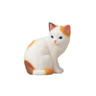 ふりむき三毛猫 [6.飛び三毛(子猫)]【ネコポス配送対応】【C】
