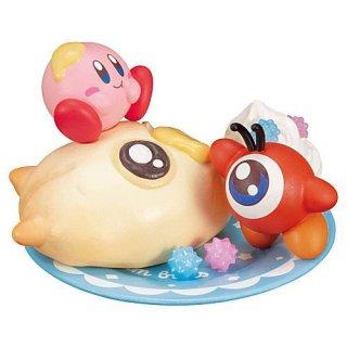 星のカービィ あつまれ!ベーカリーカフェ [3.クラッコ風ふわふわクリームパン]【 ネコポス不可 】(RM)
