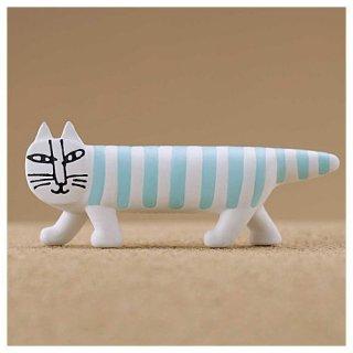 カプセルQミュージアム Mikey Lots of cats Collection Vol.2[2.マリンブルー (Blue marine Cat)]【ネコポス配送対応】【C】