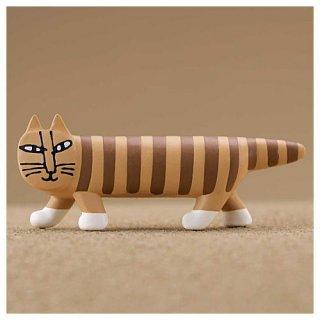カプセルQミュージアム Mikey Lots of cats Collection Vol.2[4.キジトラ (Kijitora Cat)]【ネコポス配送対応】【C】