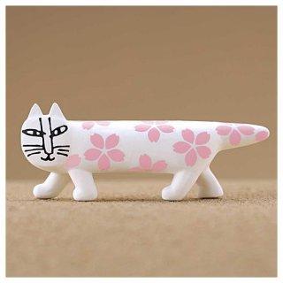 カプセルQミュージアム Mikey Lots of cats Collection Vol.2[5.さくら (Sakura Cat)]【ネコポス配送対応】【C】