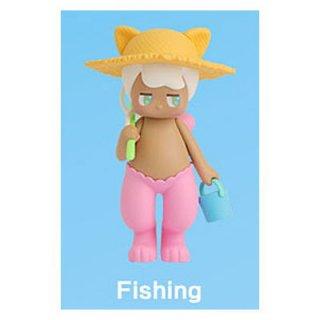 POPMART SATYR RORY SUMMER FUNシリーズ [4.Fishing]【 ネコポス不可 】[sale210206]