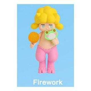 POPMART SATYR RORY SUMMER FUNシリーズ [6.Firework]【 ネコポス不可 】[sale210206]