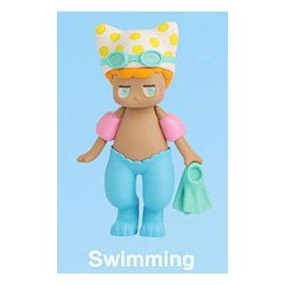 POPMART SATYR RORY SUMMER FUNシリーズ [9.Swimming]【 ネコポス不可 】[sale210206]