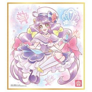 プリキュア 色紙ART4 [2.キュアコーラル]【ネコポス配送対応】【C】
