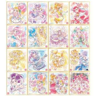 【全部揃ってます!!】プリキュア 色紙ART4 [全16種セット(フルコンプ)]【 ネコポス不可 】