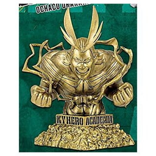 僕のヒーローアカデミア バストアップヒーローズ [8.オールマイトB(GOLD)]【 ネコポス不可 】