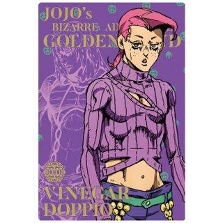 ジョジョの奇妙な冒険 黄金の風 ウエハース2 [14.キャラクターカード14:ヴィネガー・ドッピオ]【ネコポス配送対応】【C】