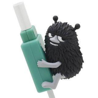ムーミン ぎゅっと抱きつきケーブルカバー [4.スティンキー]【ネコポス配送対応】【C】