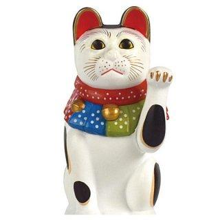 招き猫ミニチュアコレクション [4.古瀬戸型招き猫]【ネコポス配送対応】【C】