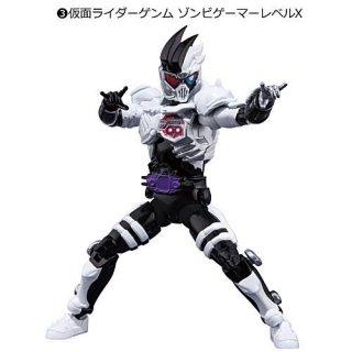 SHODO-O 仮面ライダー5 [3.仮面ライダーゲンム ゾンビゲーマーレベルX]【 ネコポス不可 】【C】
