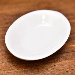 ミニチュア雑貨 陶器 Lサイズ [MMPP14] (セラミックボウル/カラー:ホワイト) 1/12スケール [m-s][imp]【ネコポス配送対応】【C】