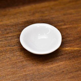 ミニチュア雑貨 陶器 Sサイズ [SPLP17] (セラミックボウル/カラー:ホワイト) 1/12スケール [m-s][imp]【ネコポス配送対応】【C】