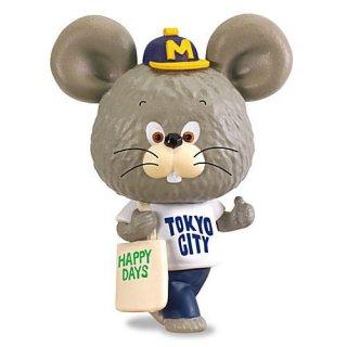 Tiny Zoo(タイニーズー) フィギュア コレクション [2.ニッキー]【ネコポス配送対応】【C】